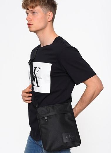 Calvin Klein Messenger / Askılı Çanta Siyah